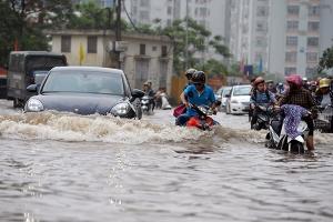 Nguyên nhân nước ngập ở Việt Nam
