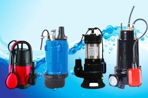 Thương hiệu máy bơm chìm được sử dụng phổ biến