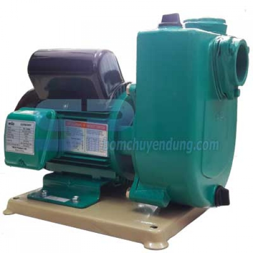 Máy bơm nước tự mồi WILO PU 1500E 2HP