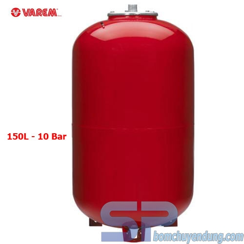 150L - 10 Bar