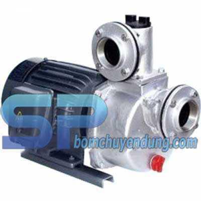Máy bơm tự hút đầu INOX HSS250-11.5 26 2HP