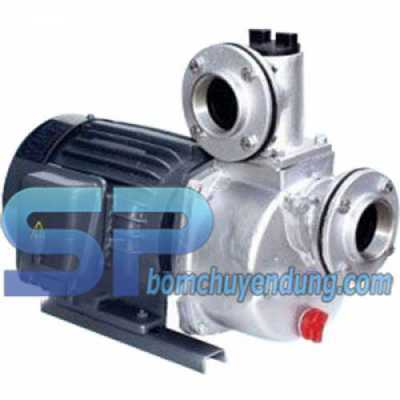 Máy bơm tự hút đầu INOX HSS280-1 2.2 26 3HP