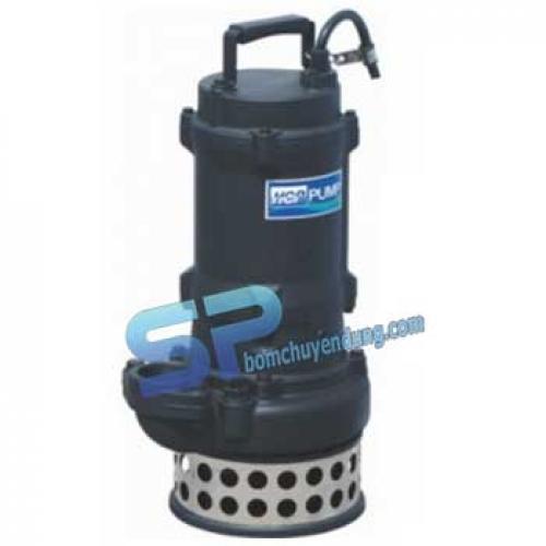 Máy Bơm Chìm Hút Nước Thải Gang Đúc HCP 50AL22.2 3HP 3 Phase