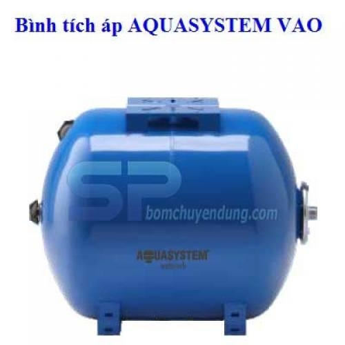 Bình tích áp Aquasystem VAO24 - 24L