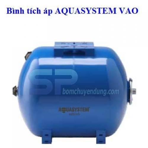 Bình tích áp Aquasystem VAO60 - 60L