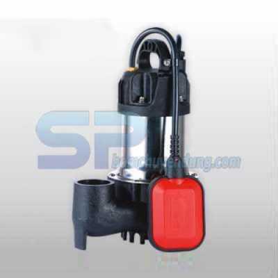 Bơm chìm hút bùn APP MAS-250V 1/3HP