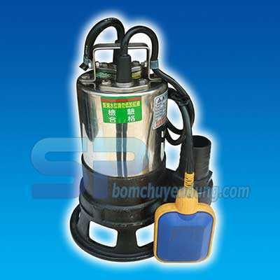 Bơm chìm hút bùn có phao HSF240-1.25 26T 1/3HP 1 pha