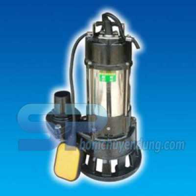 Bơm chìm hút bùn có phao NTP HSF250-1.75 20T 1HP 3 pha