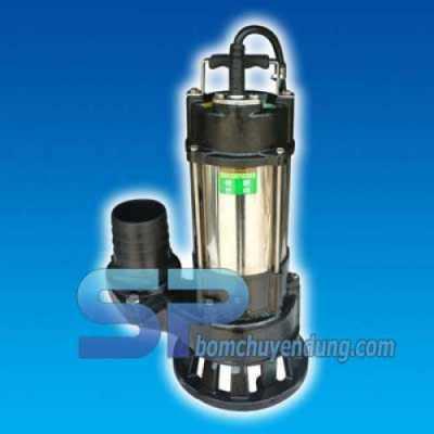Bơm chìm hút bùn HSF2100-17.5 20 10HP