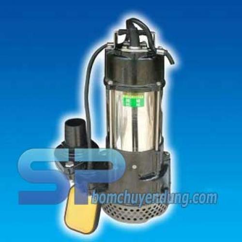 Bơm chìm hút nước thải có phao NTP HSM280-1.75 26 1HP