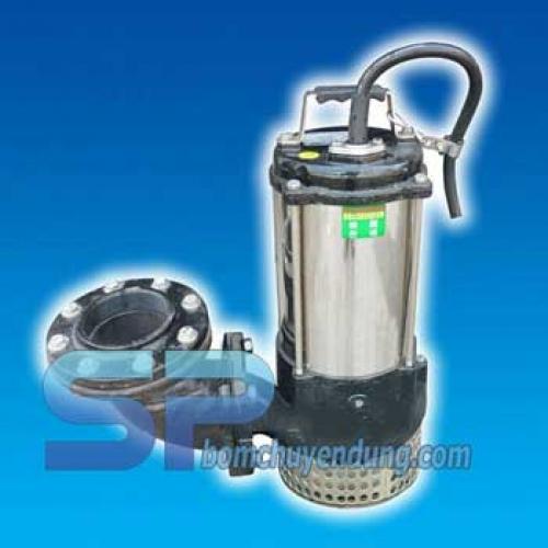 Bơm chìm hút nước thải NTP HSM2100-13.7 20 5HP
