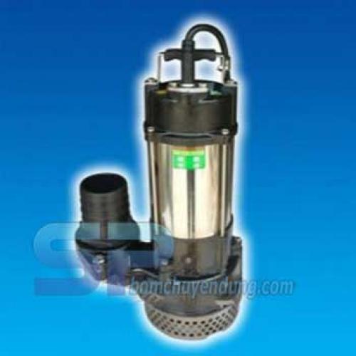 Bơm chìm hút nước thải NTP HSM250-1.75 26 750W