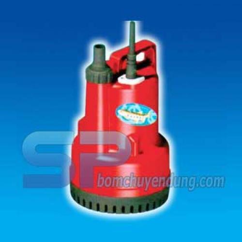 Bơm chìm hút nước thải mini NTP HSM225-1.10 26