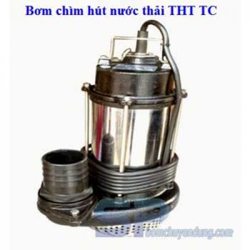 Bơm chìm hút nước thải TC-75M 1HP