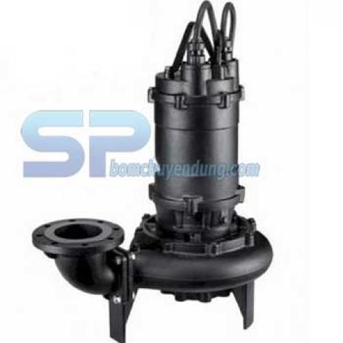 Bơm chìm nước thải EBARA 100 DML 55.5 7.5HP