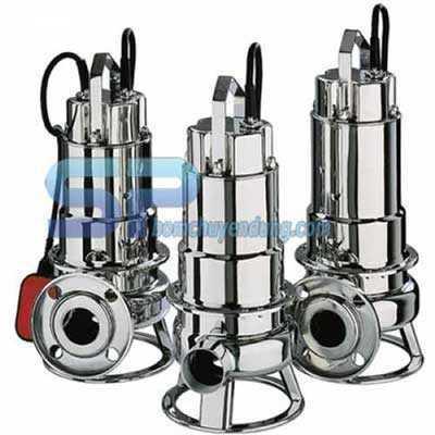 Bơm chìm nước bùn chất thải EBARA DW VOX 150 MA 1.5HP