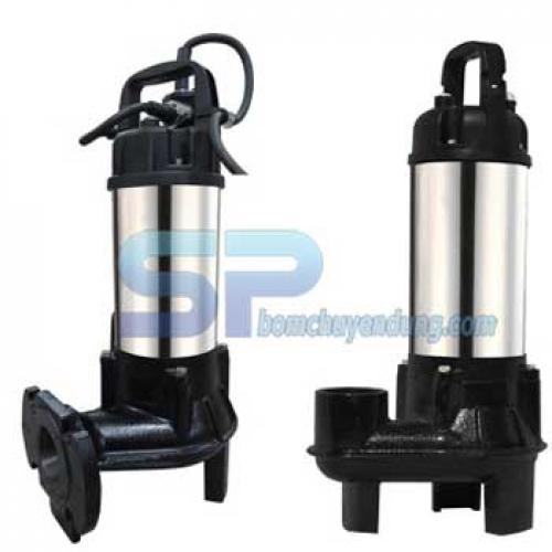 Bơm chìm nước thải HIPPO-75 3/4HP