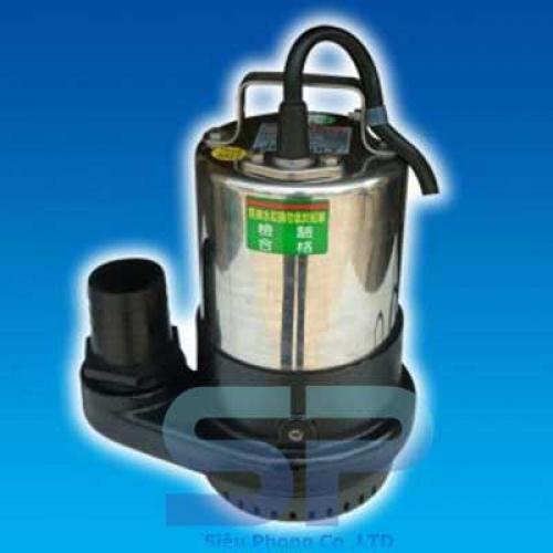 Bơm chìm hút nước thải NTP HSM250-1.37 26 1/2HP