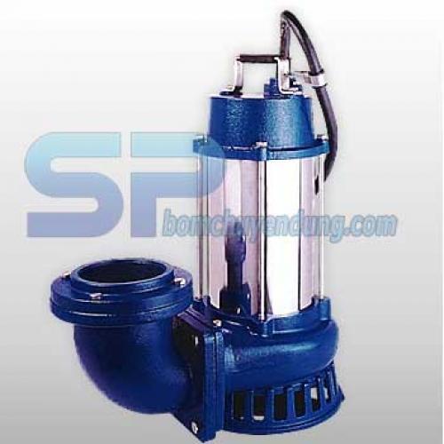Bơm chìm nước thải sạch KS-50GT 5HP