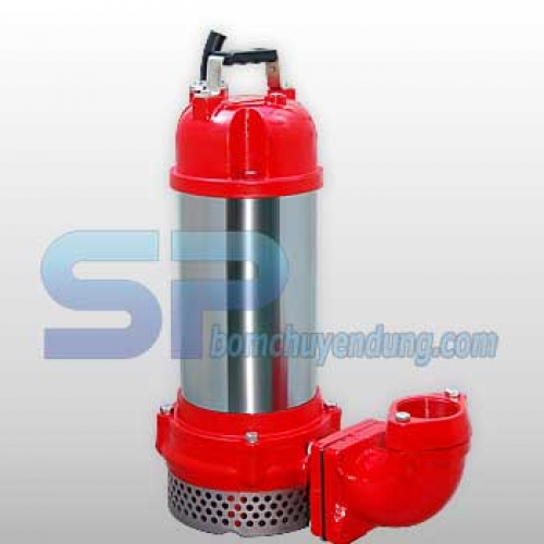 Bơm chìm nước thải sạch KSH-05 1/2HP