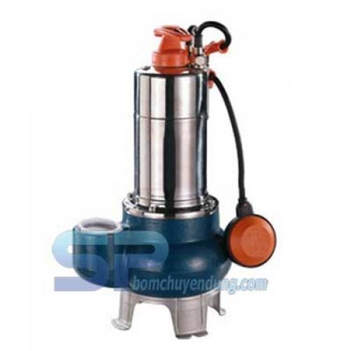 Bơm chìm hút bùn inox MSS15-1 1.5HP