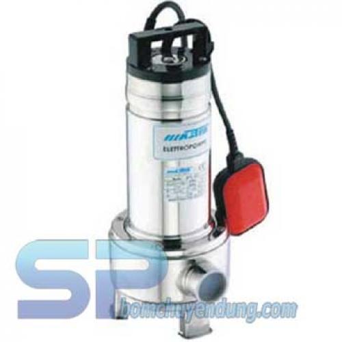 Máy bơm chìm hút nước thải Mastra MDL-550 3/4HP