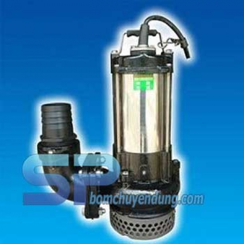 Bơm chìm hút nước thải NTP HSM280-12.2 20 3HP