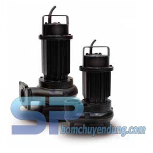 Bơm chìm hút nước thải ZENIT SBP 1500/6/200 12.3kW