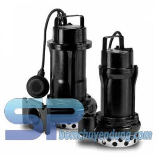 Bơm chìm hút nước thải ZENIT DRE 200/2/G50V (H-P) 1.5kW