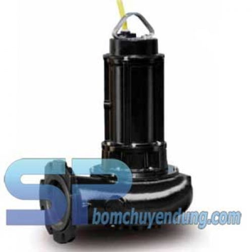 Bơm chìm hút nước thải ZENIT DRN 550/2/100 4.1kW