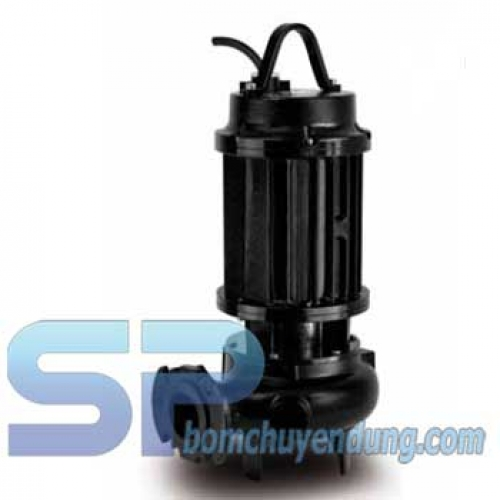 Bơm chìm hút nước thải ZENIT SMP 750/6/200 6.1kW