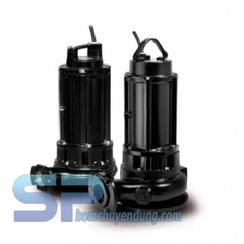 Bơm chìm hút nước thải ZENIT GRN 300/4/100 2.2kW