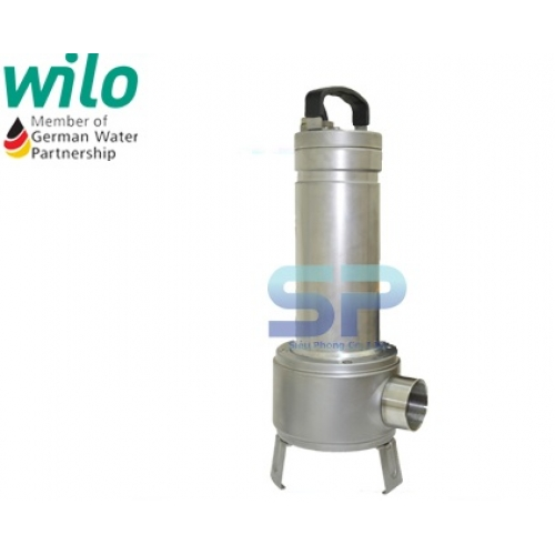 Máy bơm chìm nước thải inox Wilo SVP 50/8-075-V-3