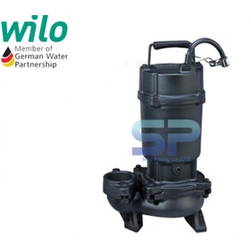 Máy bơm chìm nước thải Wilo SWP50/14-075-V-3