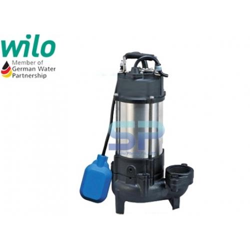 Máy bơm chìm nước thải Wilo VP50/13-075-V-1-A có phao