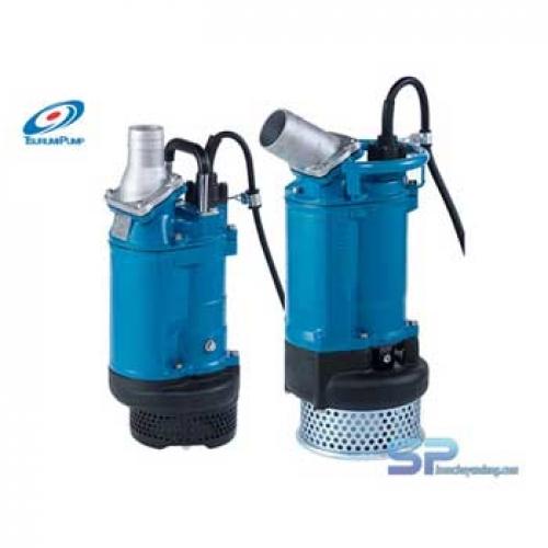 Máy bơm nước thải - xây dựng Tsurumi KTZE 23.7 3.7Kw