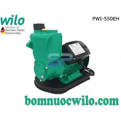 Máy bơm nước hút chân không đẩy cao chịu nhiệt WILO PWI 550EH