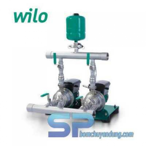 Máy bơm tăng áp biến tần Wilo PBI-LD402EA