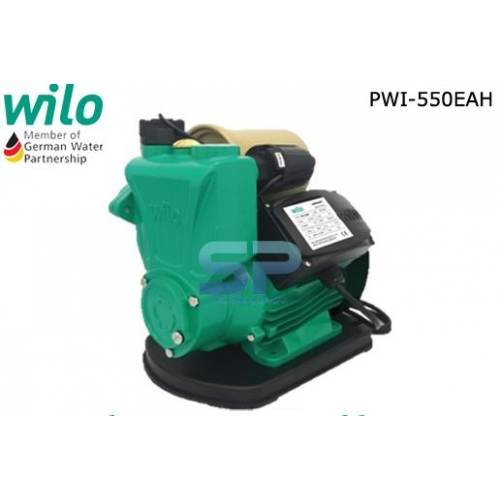 Máy bơm tăng áp điện tử chịu nhiệt Wilo PWI 550EAH