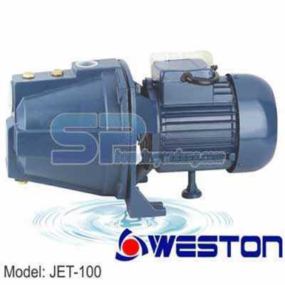 Máy bơm tự mồi Weston Đầu JET MJSW/3CL 1.1KW - 1.5HP