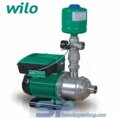 Máy bơm tăng áp biến tần WILO PBI L802EA 2HP
