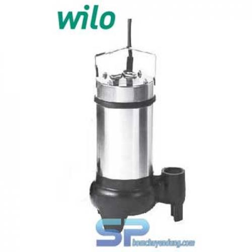 Máy bơm chìm nước thải WILO PDV S750Q 0.75kW