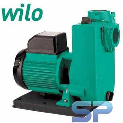 Máy bơm nước tự mồi WILO PU 400E 400W